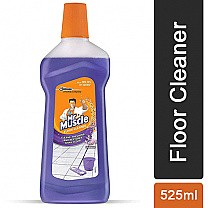 Mr Muscle Floor Cleaner 525ml - Lavender