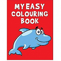 My Easy Colouring Book by Pegasus
