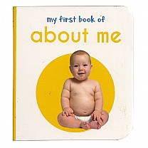 My First Book Of About Me By Wonder House