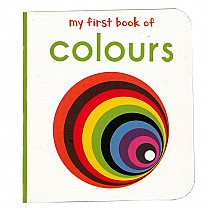 My First Book of Colours by Wonder House