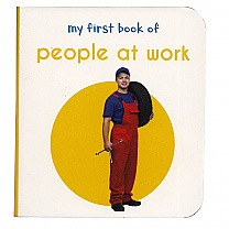 My First Book of People at Work by Wonder House
