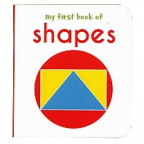 My First Book of Shapes by Wonder House
