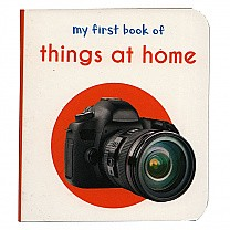 My First Book of Things at Home by Wonder House