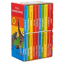 My First Learning Library By Wonder House (20 Books)
