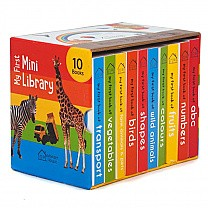 My First Mini Library By Wonder House (10 Books)