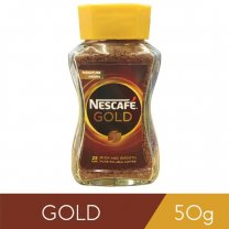 Nescafe Gold Rich and Smooth Coffee 50g Jar