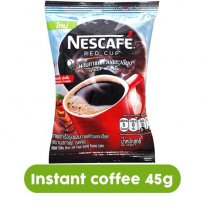 Nescafe Red Cup Roasted Coffee 45g