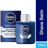Nivea Men Protect & Care Replenishing Post Shave (Aftershave) Balm 100ml