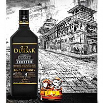 Old Durbar Black Chimney Whisky 750ml