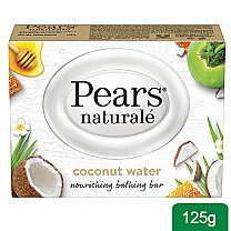 Pears Naturale Coconut Water Nourishing Bathing Soap Bar 125g
