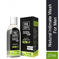 Pee Safe Natural Intimate Wash For Women 27ml