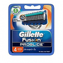Gillette Fusion Proglide Cartridges (4pcs)