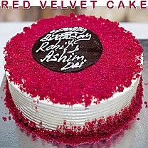 Red Velvet Cake 1kg from Ageno Nepal