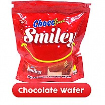 Chocofun Smiley Mini Chocolate Wafer