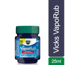 Vicks VapoRub - Relieves 6 Cold Symptoms 25ml buy online in Nepal.