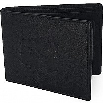 Lee Cooper Bi-Fold Black Wallet For Men
