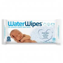 WaterWipes Purest Baby Wet Wipes (60 Wipes)