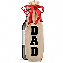 DAD Printed Wine Bag (Staff Pick Sweet Wine Included)