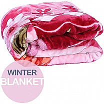 Double Bed Thick Fleece Soft Blanket