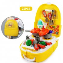 Little Chef Role Play Toys Backpack (3+ Years)