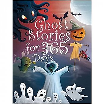 Ghost Stories For 365 Days Picture Books By Pegasus
