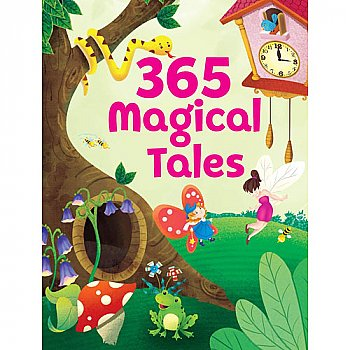 365 Magical Tales Picture Books By Pegasus
