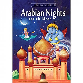 Arabian Nights For Children Picture Book