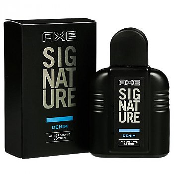 Axe Signature Denim Aftershave Lotion 50ml