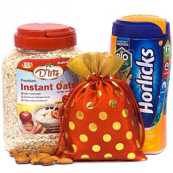 Healthy Gift Combo For Any Ocassion