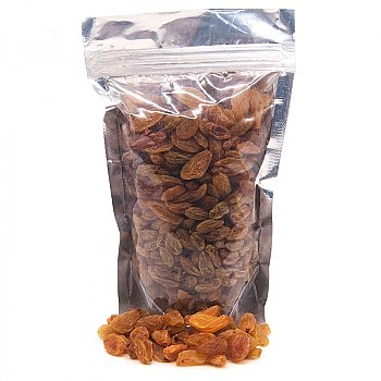 Kismis in Resealable Stand Up Pouch- 200gm