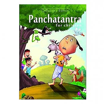 Panchatantra For Children Picture Book