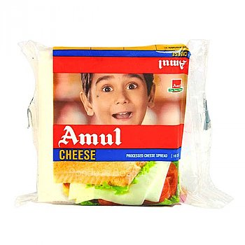 Amul Cheese | 10 Slices (Processed Cheese Spread)
