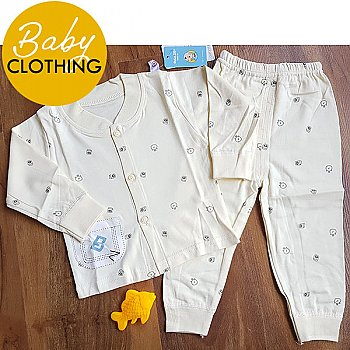 Summer Wear Yellow Top & Bottom For Baby (Three Sizes Available)