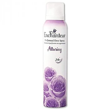 Enchanteur Perfumed Deo Spray Alluring 150ml - 24h For Her