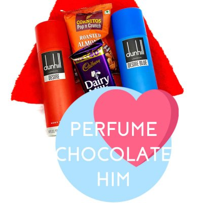 Dunhill Fragrances, Chocolate Snack for Him