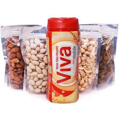 Nature's Best Dry Nuts and Viva 500g