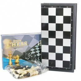 Brain Chess High Class Chess - Magnetic Pieces (Box Set)