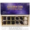 Celebration with Someone Special Assorted Luxury Chocolate Box by Shokolade