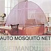 Auto Mosquito Net (30 Seconds Installation)