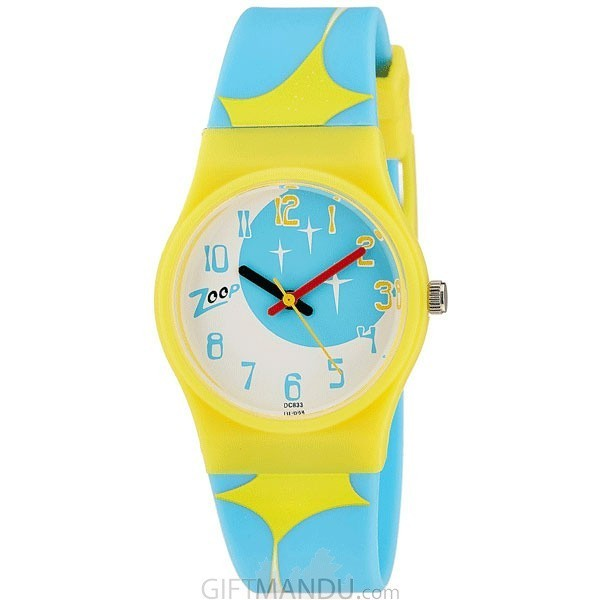 Titan Zoop Multi Color Dial Analog Watch for Kids (C3028PP10)