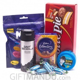 Gift Combo Pack For Him (6 Items)