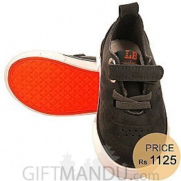 New Fashion Casual Children Shoes for Kids - Dark Grey