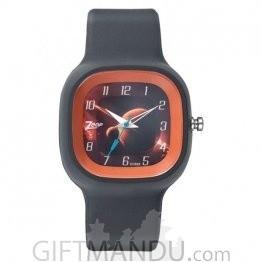 Titan Zoop Black Dial Analog Watch for Kids (C3030PP05)