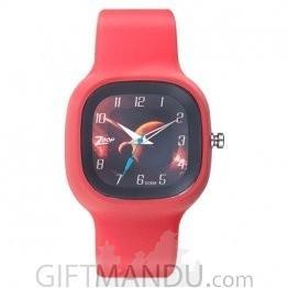 Titan Zoop Black Dial Analog Watch for Kids (C3030PP08)