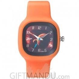 Titan Zoop Black Dial Analog Watch for Kids (C3030PP07)