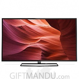 Full HD Slim LED TV 50PFT6200/98 powered by Android  with Pixel Plus HD