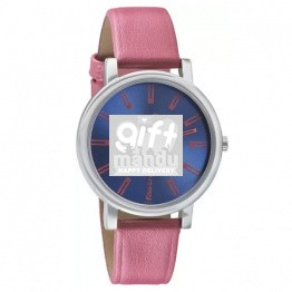 Fastrack Fundamentals Analog Blue Dial Watch For Women