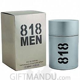 818 MEN by Lonkoom 30ml Perfume For Him