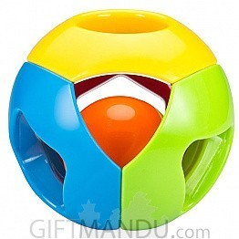 Kidsme Baby Play and Learn Color and Sound Magic Ball - 9266