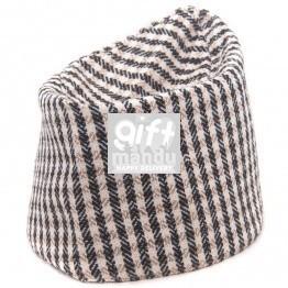 Allo Nettle Fabric Nepali Topi 02